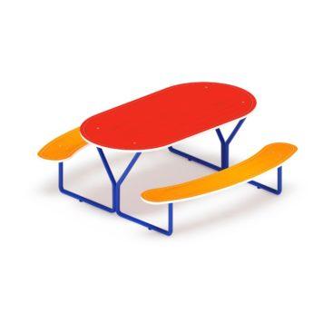 Купить Столик детский МФ 31.01.09 по оптимальной цене с доставкой по России