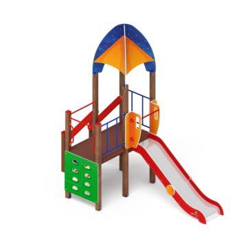 Детский игровой комплекс «Космопорт» ДИК 2.14.08 купить по оптимальной цене производителя в интернет-магазине aguna.pro с доставкой по России