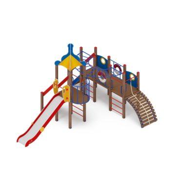 Детский игровой комплекс «Карандаши» ДИК 2.17.03 купить по оптимальной цене производителя СкифПро на aguna.pro с доставкой по России