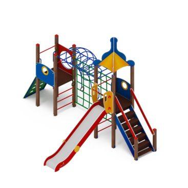 Детский игровой комплекс «Карандаши» ДИК 2.17.09 купить по оптимальной цене производителя СкифПро на aguna.pro с доставкой по России