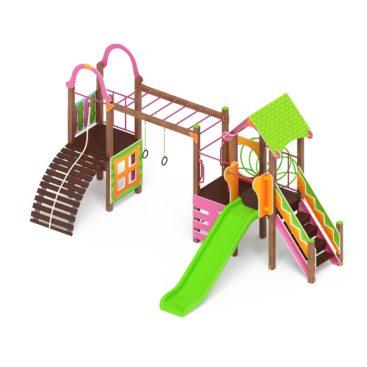Детский игровой комплекс «Карандаши» ДИК 2.25.09 купить по оптимальной цене производителя СкифПро на aguna.pro с доставкой по России