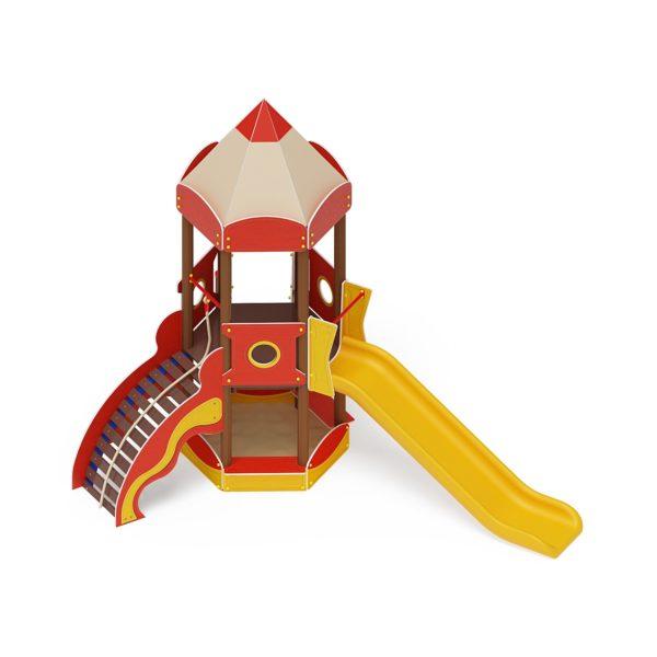 Детский игровой комплекс «Карандаши» ДИК 2.26.01 Н=1200 купить по оптимальной цене производителя СкифПро на aguna.pro с доставкой по России