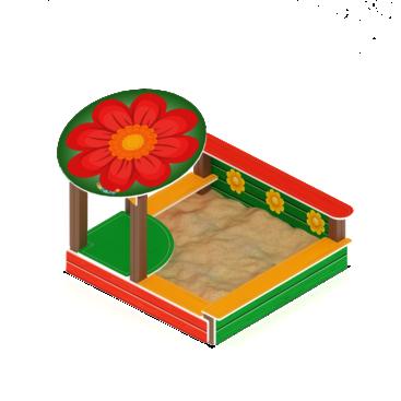 Песочница Ромашка ИО 5.01.16