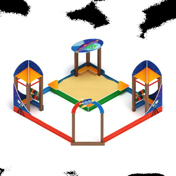 Песочный дворик Космопорт ИО 6.14.02