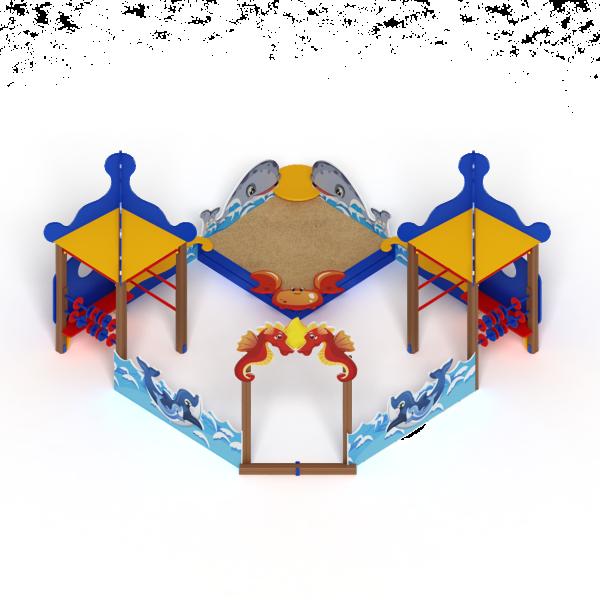 Песочный дворик Морской ИО 6.17.02
