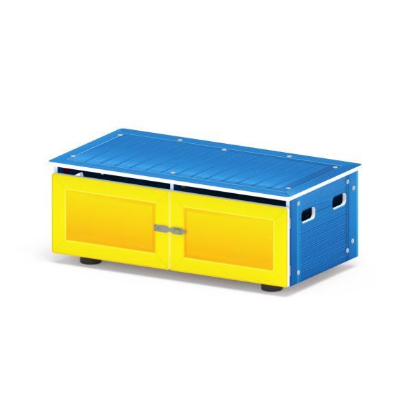 Купить Ящик для хранения МФ 65.01.01 по цене производителя с доставкой по России