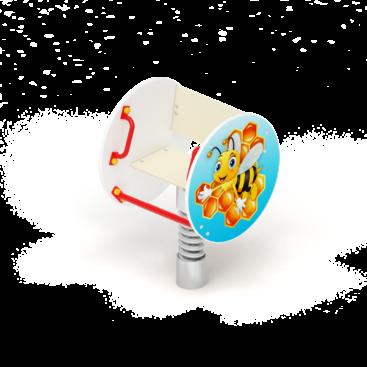 Качалка на пружине Пчелка ИО 22.01.14 купить по оптимальной цене на aguna.pro с доставкой по России
