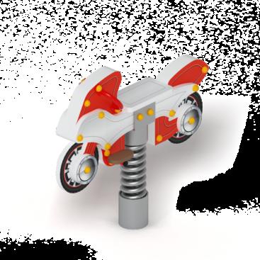 Качалка на пружине Мотоцикл ИО 22.03.01 купить по оптимальной цене на aguna.pro с доставкой по России