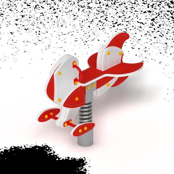 Качалка на пружине Ракета ИО 22.14.02 купить по оптимальной цене на aguna.pro с доставкой по России