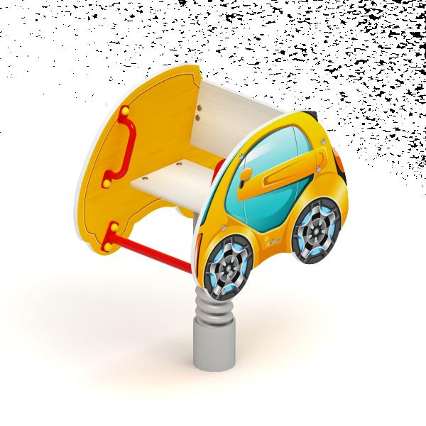 Качалка на пружине Машинка мини ИО 22.03.03 купить по оптимальной цене на aguna.pro с доставкой по России