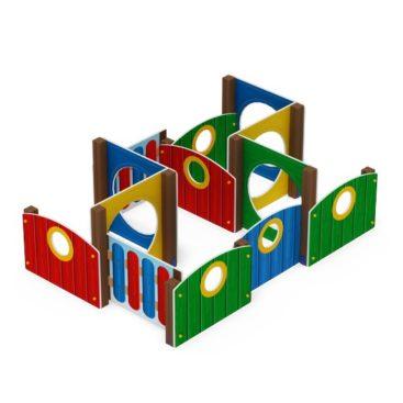 МФ 20.01.02 Лабиринт кубик