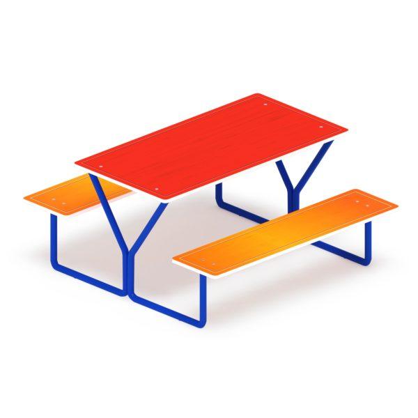 Столик детский МФ 31.01.05