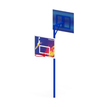 Стойка баскетбольная комбинированная СО 2.70.03
