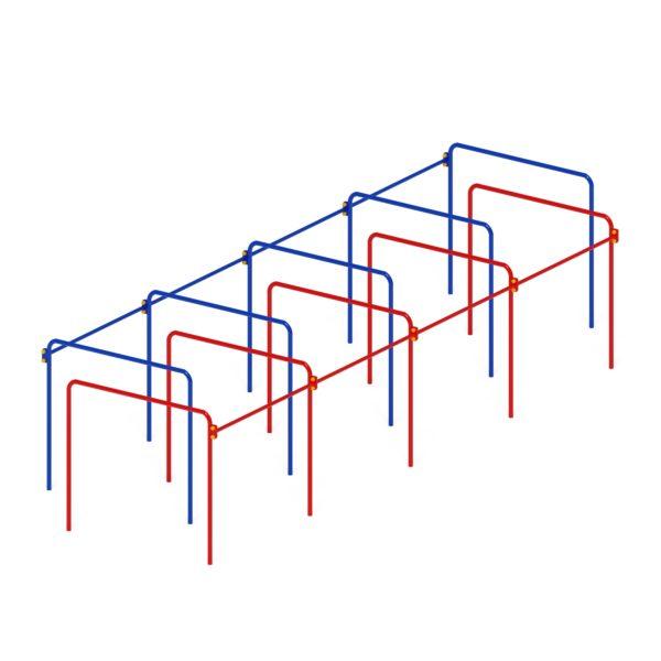 Лабиринт стальной СО 2.90.01 купить по оптимальной цене производителя СкифПро с доставкой по России